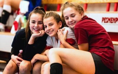 Volejbalový život | Trénink tréninku pro mládež do 16 let