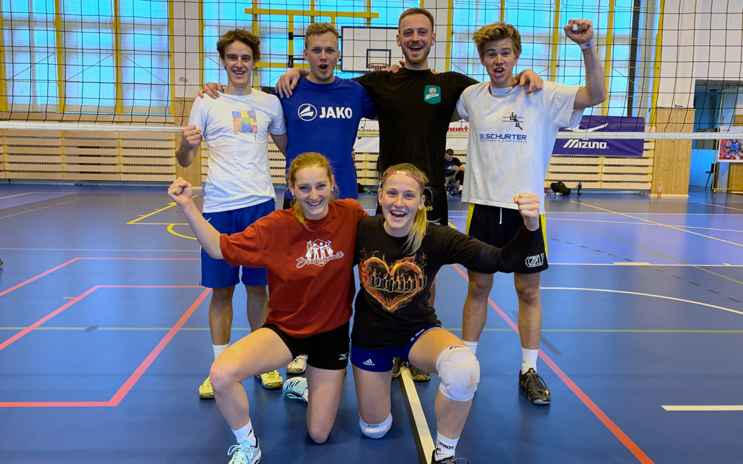 Vysokoškolská volejbalová liga se rozrůstá do Hradce Králové