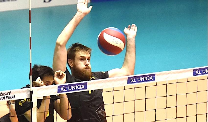 Volejbal Brno zapojí do hry mladíky, chystá se i na odchod opor
