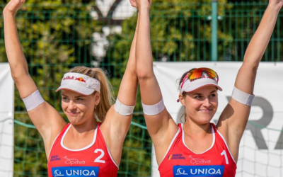Bez medaile! Na ME v plážovém volejbalu Češky boj o 3. místo prohrály
