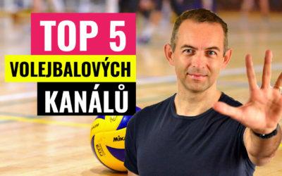 TOP 5 volejbalových kanálů na Youtube