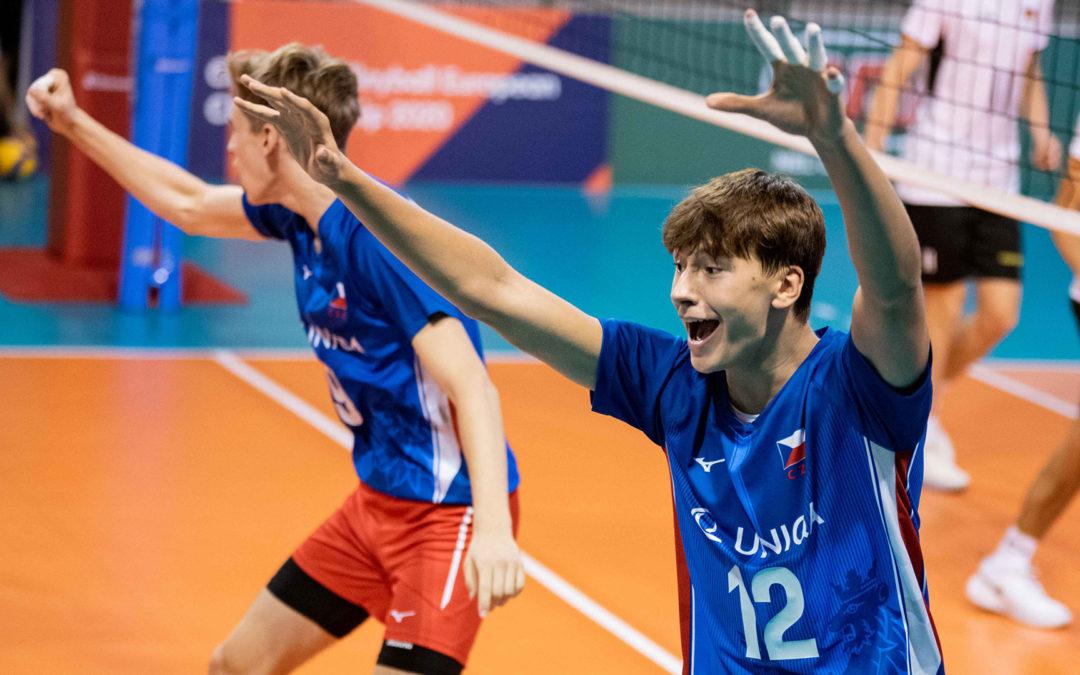 Volejbalový život | Trénink soutěže pro mládež do 19 let