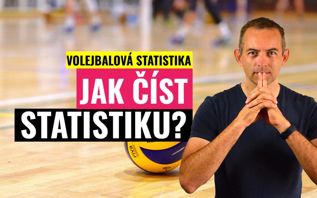 Jak číst volejbalovou statistiku?