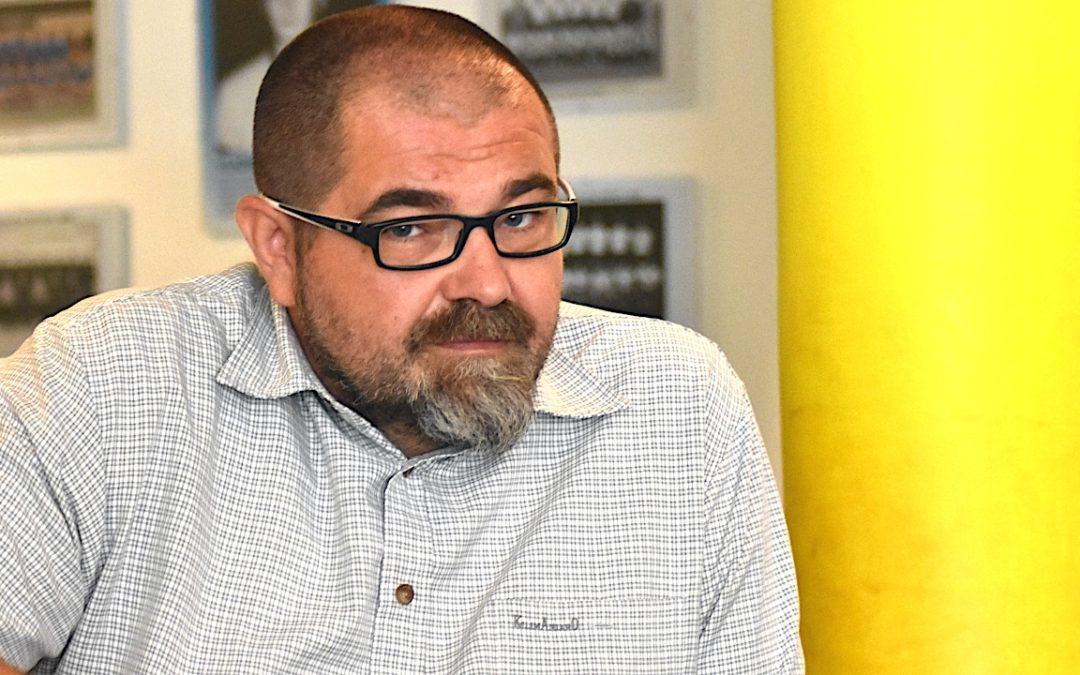 Martin Gerža o aktuální situaci v klubu Volejbal Brno