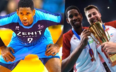 Hvězdy Leon a Kubiak si koupily volejbalový klub
