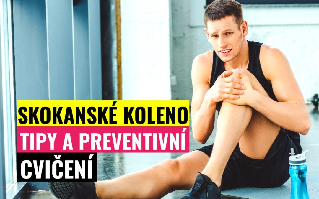 Skokanské koleno | Tipy a rady jak mu předcházet