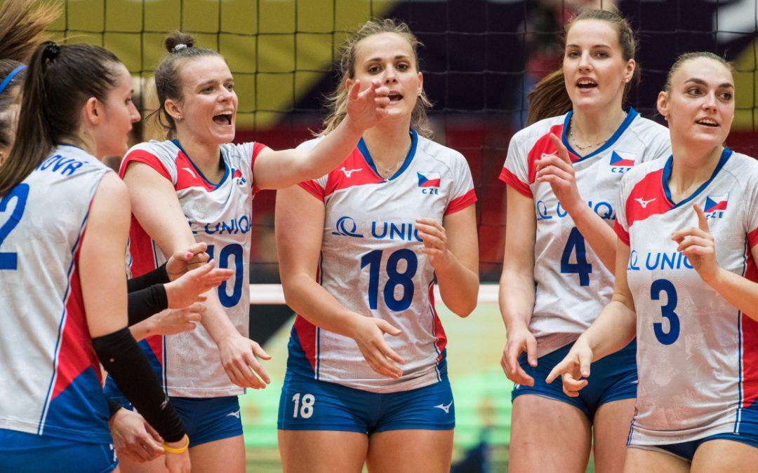 Na vítězné vlně! Češky zvládly vstup do 2. turnaje European League