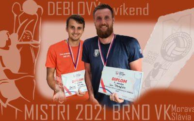 Římal a Pražák se stali vítězi Mistrovství ČR v tahaných deblech