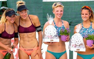 Plážový turnaj v Opavě hostil nejlepší hráčky Česka