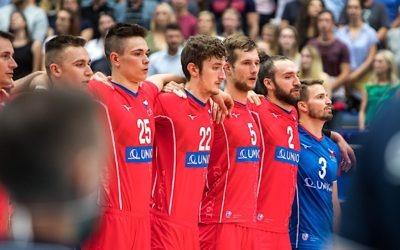 Češi potrápili favorita a v osmifinále vyzvou olympijského vítěze