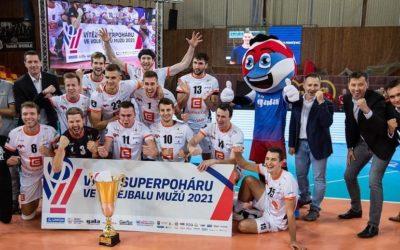 Superpohár vyhrálo Karlovarsko. V ženách dominovala Dukla Liberec