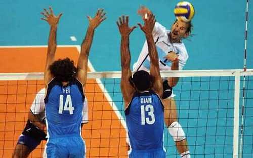 milinkovic volleyball