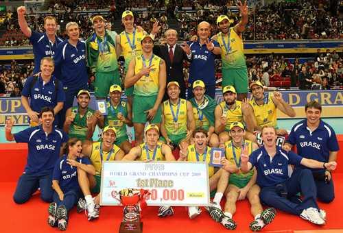 brazil grand world cup winner 2009