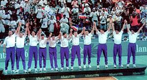serbia team