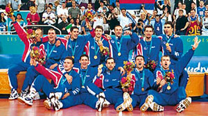 serbia olympic winners