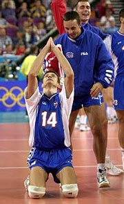 miljkovic ivan olympic gold 2000