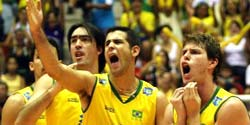 Cuba and Brazil will battle for gold