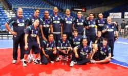 Sada Cruzeiro wins 2010 Uc Irvine Volleyball tournament