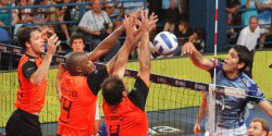Buenos Aires defeated the title holder in a tie-breaker