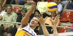Gustavo Porporatto retired from professional volleyball