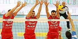 Doha: Trentino overcame Dynamo 3:0