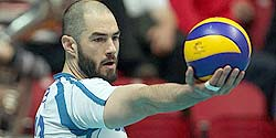 Clayton Stanley – the best USA volleyball player of 2010