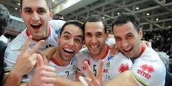 Itas Diatec Trentino still on top of Serie A1