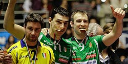 Italian Cup: Cuneo beat (again) Trento + hot pictures