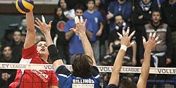 Greek volleyball league: Great victory of Olympiakos