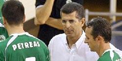 Panathinaikos in problems, coach Kazazis left club