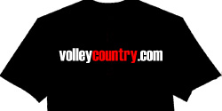 WIN VolleyCountry T-shirt! Guess Champions League winner