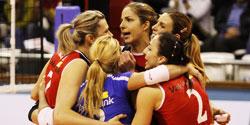 Turkish Cup women: Breathtaking semifinals for Eczacibasi