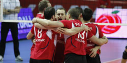 Turkish volleyball league play-off starts