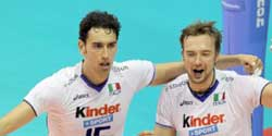 E.Birarelli: We wanted to win and we did win