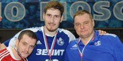 Photogallery: Zenit Kazan best in Russia