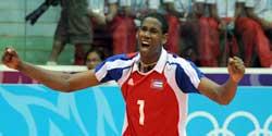 17-year old Wilfredo Leon new captain of Cuba!