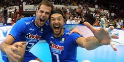 Point, set, match – France with first victory