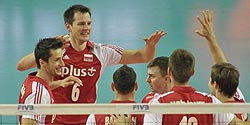 Volleyball super teams will fight in Gdansk