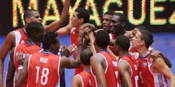 Cuba won again the NORCECA Championship