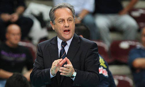 Julio Velasco won Asian Championship with Iran