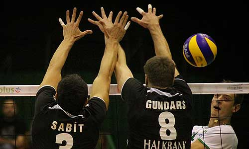Shock! Czestochowa beaten by Halkbank