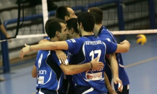 Greek Volleyball Championship is very unpredictable