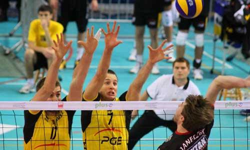 Volleyball photos: Skra Belchatow begins to win