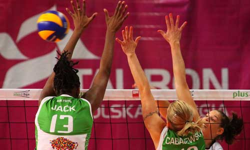 Photos: MKS still the leader in PlusLiga Women