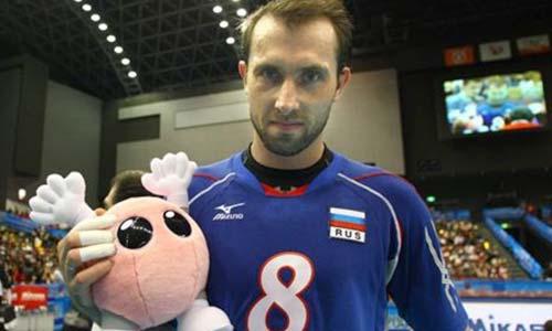 World Cup: Sergey Tetyukhin in Russian team