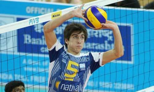 Nicolas Uriarte returned to Argentina