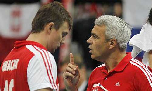 Andrea Anastasi: It was disaster in fourth set