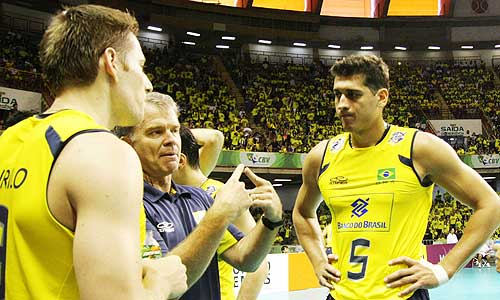 FIVB World Cup 2011: The way to London
