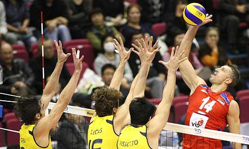 Fantastic Ivan Miljkovic beat Brazil