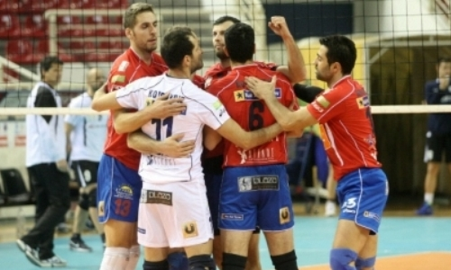 greek volley finikas vs paok